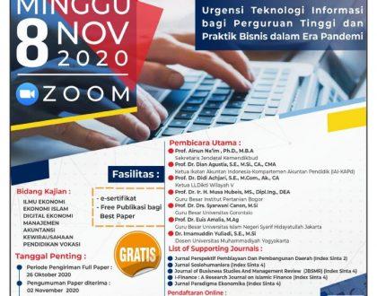 JEBAC 2020 Diikuti oleh 430 Peserta dari Seluruh Indonesia
