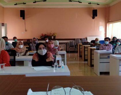 FEB Gelar Rapat Teknis Keuangan Bersama Seluruh Prodi Diploma, Sarjana, Strata 2, dan Strata 3.